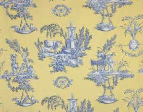 Papier Peint Toile De Jouy Moderne by Pierre Frey French Furnishing Fabrics Interior Fabrics