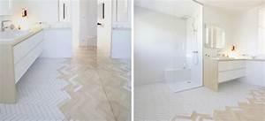 peindre parquet en blanc 20170713221058 tiawukcom With peindre son parquet en blanc