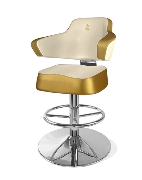 chairs and stools for casinos and bar made in italy mgr