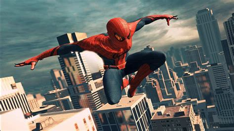 amazing spider man  pc games torrents