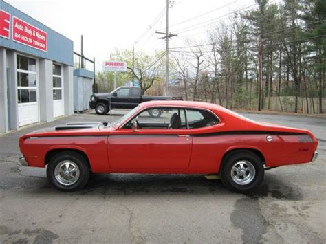 buy   plymouth duster  matching numbers torid