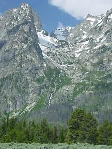 Other Grand Tetons Waterfalls