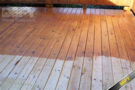 defy extreme wood stain   home deck stain colors