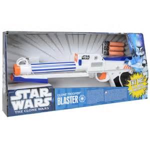 Star Wars Toy Clone Guns