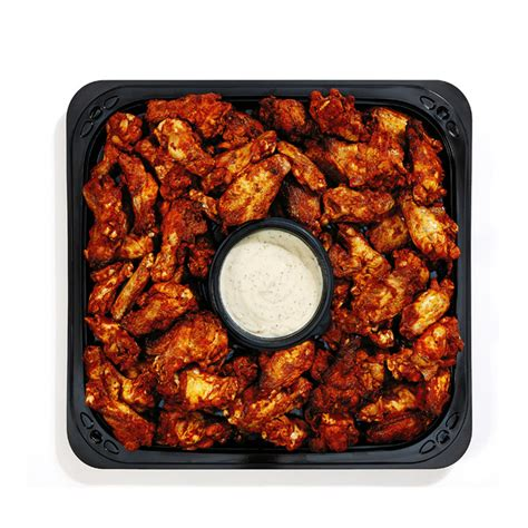 However, there are recipes such as this that calls for breading to add a crisp texture to the dish. Costco Chicken Wings / Costco chicken wings — Big Green ...