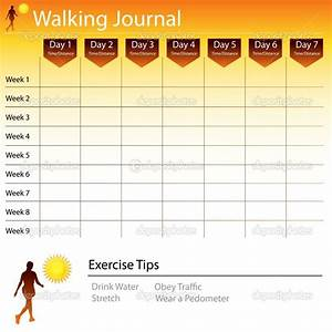 free calorie counter weight loss plan exercise free printable walking log chart walking journal chart