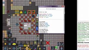 Space Station 13 Video Tutorial Episode 2: Basic Hacking ...