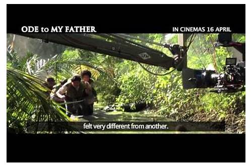 ode to my father 2014 english subtitles