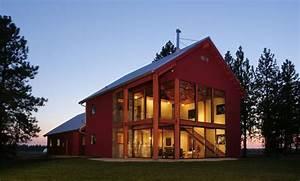 Incredible Pole Barn Homes  Gallery