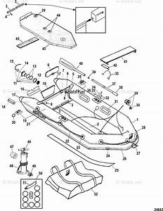 Mercury Boat Parts By Year Quicksilver Inflatable Oem