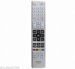 Toshiba Tv Remote Control For 40l3451db 40l3453db 48l3451db