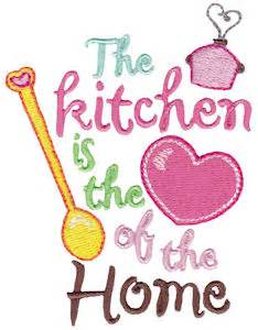 kitchen applique designs machine embroidery designs in my kitchen sentiments 2187