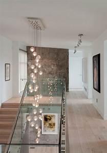 Lampe Langer Flur : choisissez la suspension en verre pour faire impression et accueillir la lumi re ~ Sanjose-hotels-ca.com Haus und Dekorationen