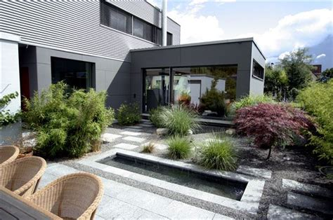 Modernen Garten Anlegen by Moderne Gartengestaltung Mit Wasserbecken Suche