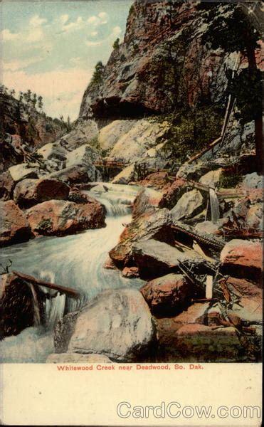whitewood creek deadwood sd