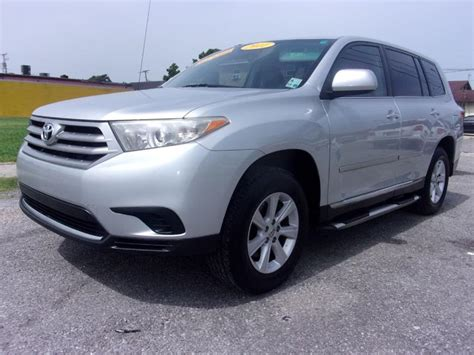 Toyota Metairie by 2011 Toyota Highlander 4dr Suv 2 7l L4 In Metairie La