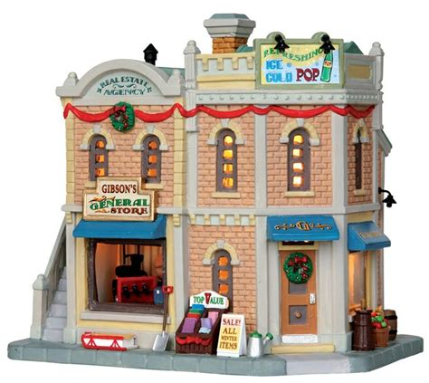 lemax gibson s general store 25404 miniature christmas