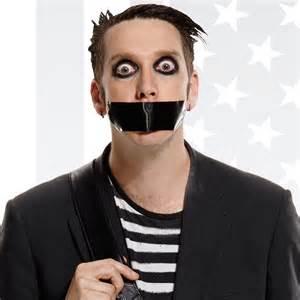 America's Got Talent Tape Face