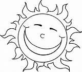 Coloring Sun Bestcoloringpagesforkids Printable Via sketch template