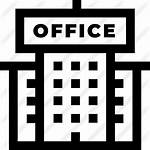 Office Building Icon Icons Premium Firm Commercial