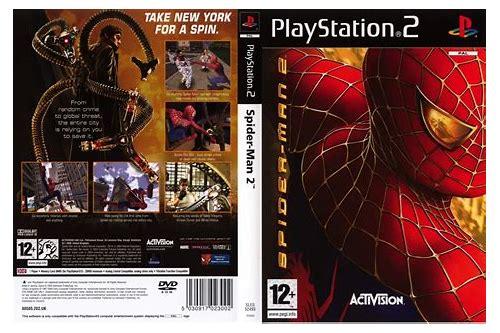 baixar permainan spider man 2 ps2