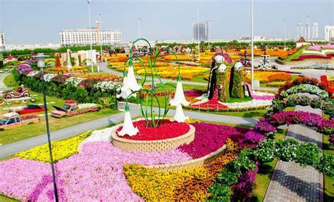 El Jardín Más Grande Del Mundo Está En Dubái (fotos)