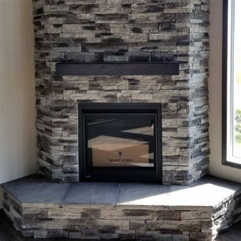 Gray Home Design Ideas by Top 70 Best Corner Fireplace Designs Angled Interior Ideas