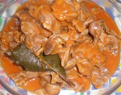 recette cuisine portugaise gésiers à la portugaise par cuisine portugaise