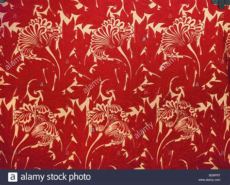 fine arts art nouveau design   wallpaper  william