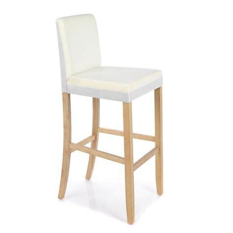 chaise de plan de travail chaise haute pour plan de travail h66cm meryl consoles