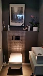 Deko Gäste Wc : g ste wc by marc gengnagel architektur lampertheim wohnen pinterest toiletten design und ~ Sanjose-hotels-ca.com Haus und Dekorationen