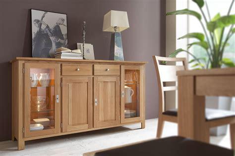 Dudinger Furniture Anrichte Lisa Li-356a Aus Massiver Eiche