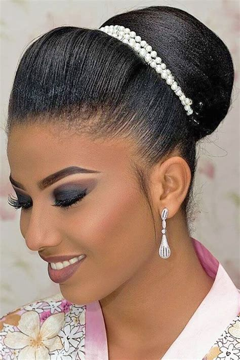 ideas about black wedding hairstyles on