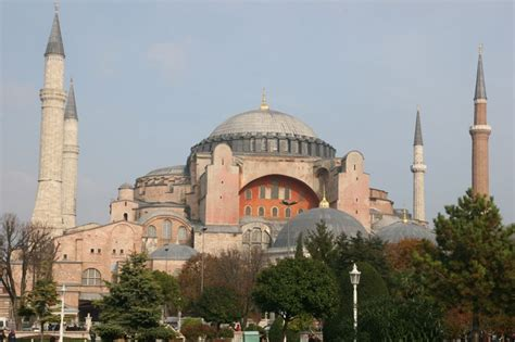 Cupola Di Santa Sofia by Basilica Di Santa Sofia Di Istanbul
