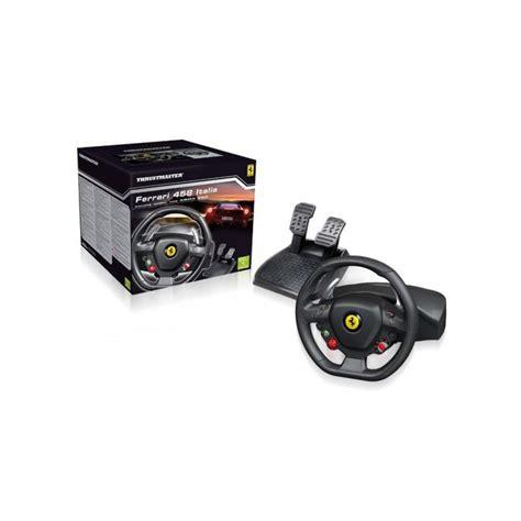volante xbox 360 pc thrustmaster volante 458 italia xbox 360 pc