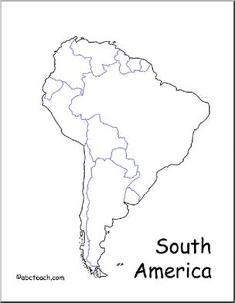 map south america abcteach