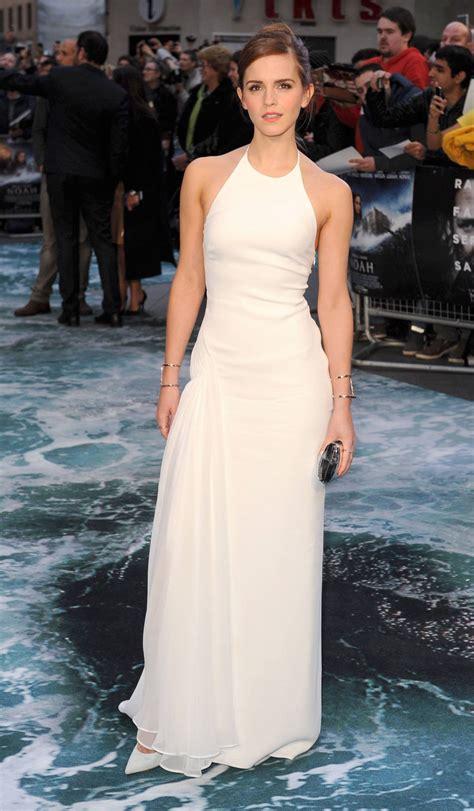 Emma Watson Noah Premiere London Celeb Pics