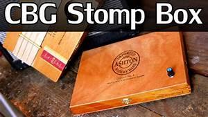 How To Make A Stomp Box  U0026 Electrify Cigar Box Guitars