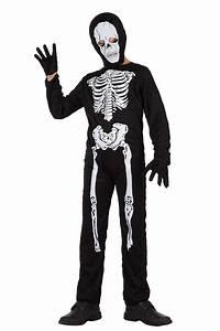 Déguisement Enfant Halloween : d guisement squelette enfant pour gar on ~ Melissatoandfro.com Idées de Décoration