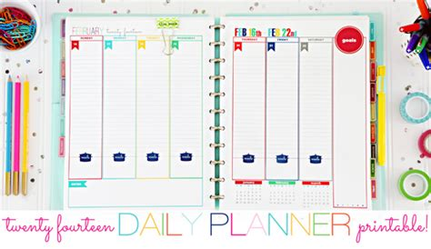 iheart organizing  daily planner faqs