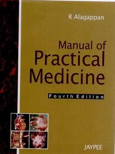 Alagappan Manual Of Practical Medicine Pdf