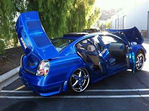 Tricked Out Nissan Altima