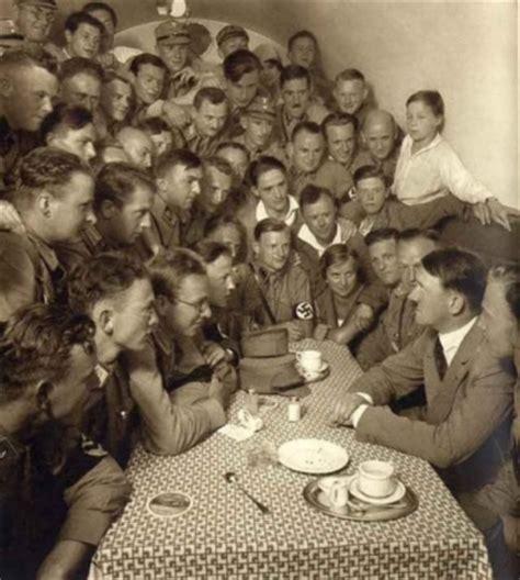 O Que Aconteceu Com O Espírito De Adolf Hitler