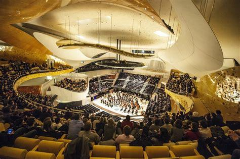 grande salle philharmonie 1 la philharmonie de le pieton de