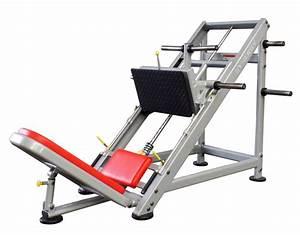 Incline Leg Press | Synergy Fitness