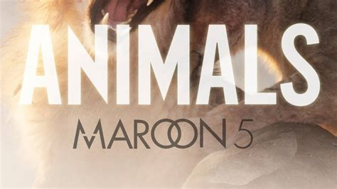 maroon  animals instrumental remix copetomusicr