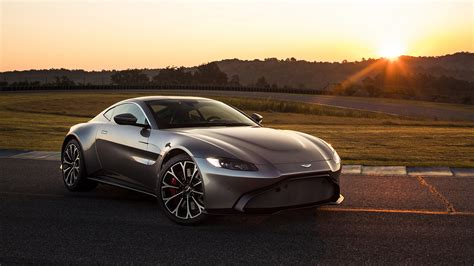 2019 Aston Martin Vantage Wallpapers & HD Images - WSupercars