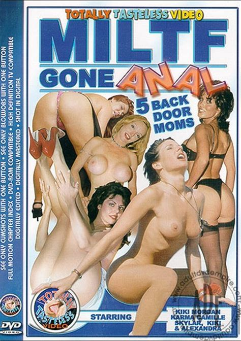 Miltf Gone Anal Adult Dvd Empire