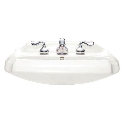 american standard antiquity pedestal sink american standard antiquity pedestal sink basin in white