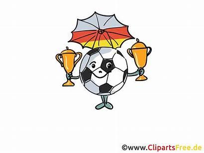 Clipart Football Cup Cliparts Utklipp Clip Calcio